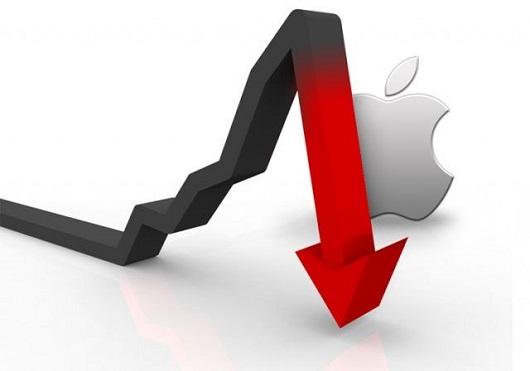 Azioni-Apple-calo