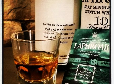 Laphroaig : Al fuoco!