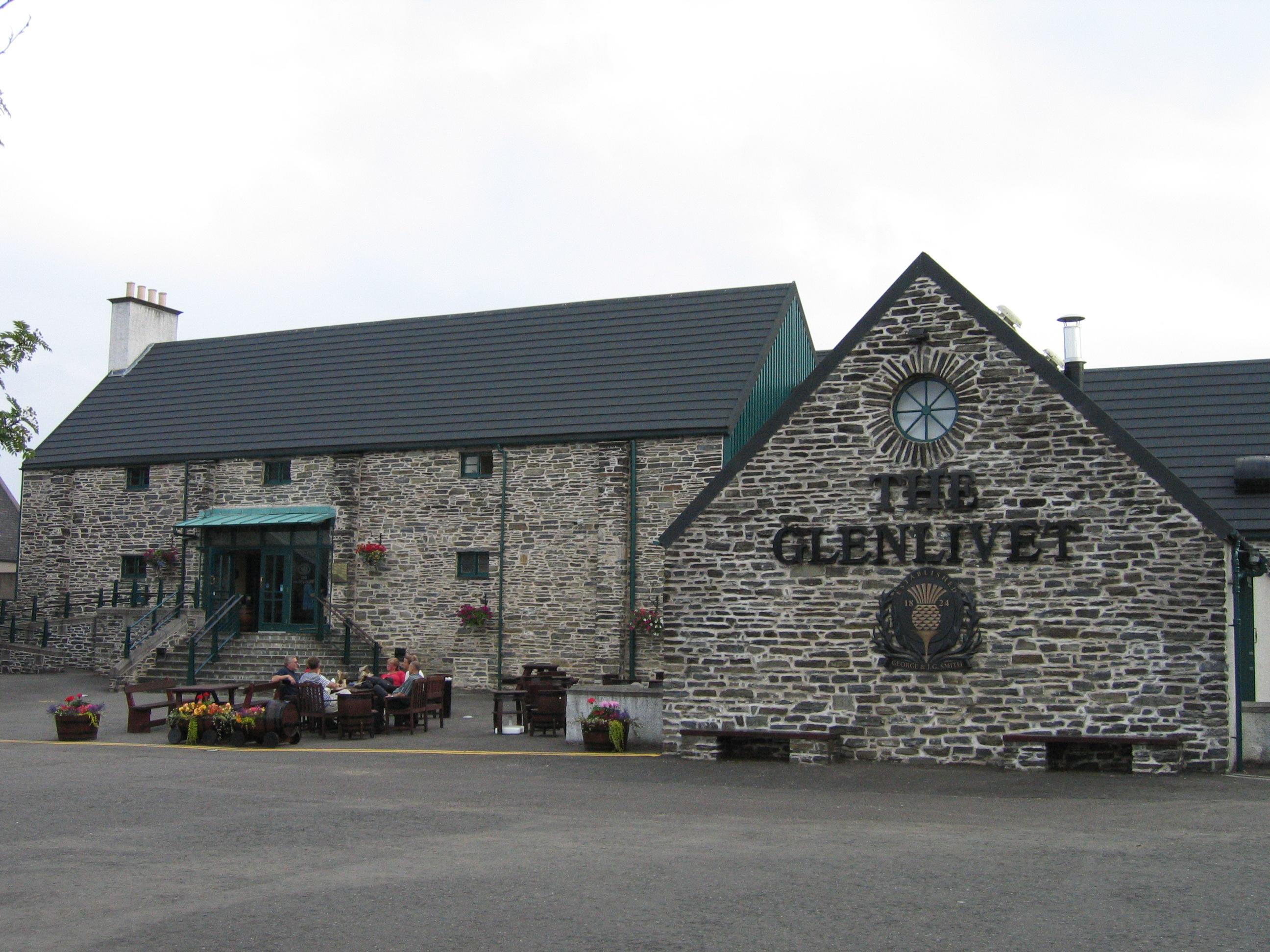 The_Glenlivet_distillery
