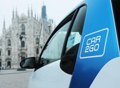 car2go, una app al posto dell'auto