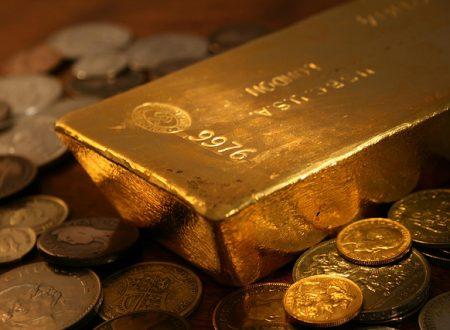 Investire in oro fisico: aggiornamento