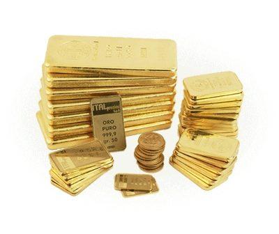 Vendere oro: situazione Novembre 2020