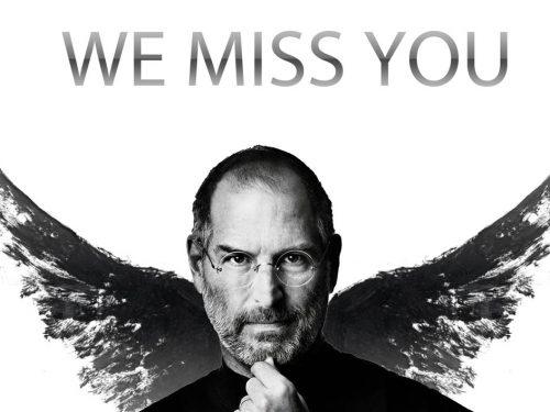Steve Jobs è morto davvero.