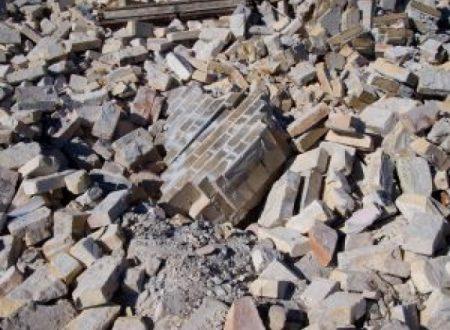 Come ristrutturare casa da soli: i detriti