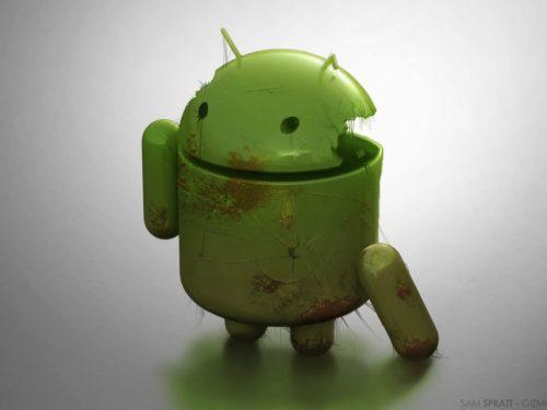 Android fa schifo.